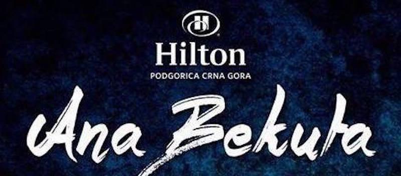 Concert at Hilton Podgorica