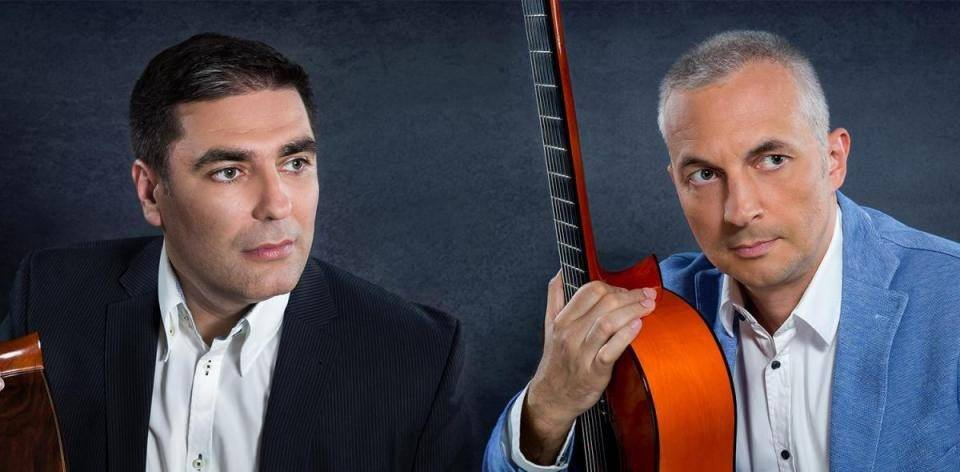 Concert: Guitar Duo Bulatovic & Nikcevic