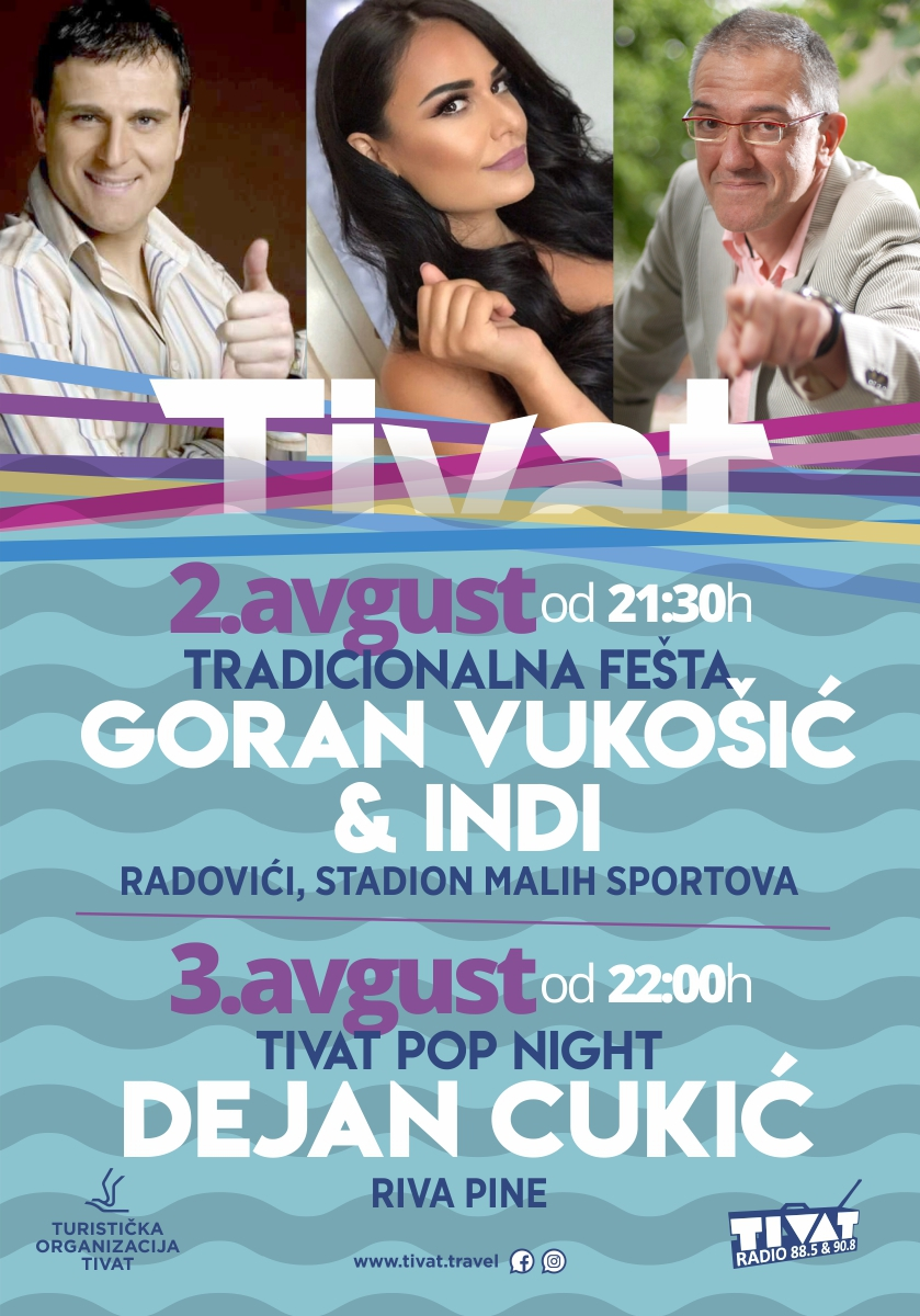 Concerts in Tivat