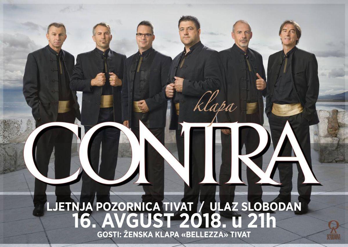 Contra Klapa Concert