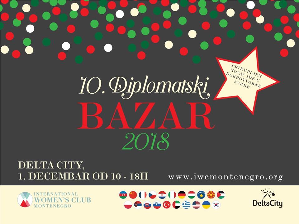 Diplomatic Bazaar