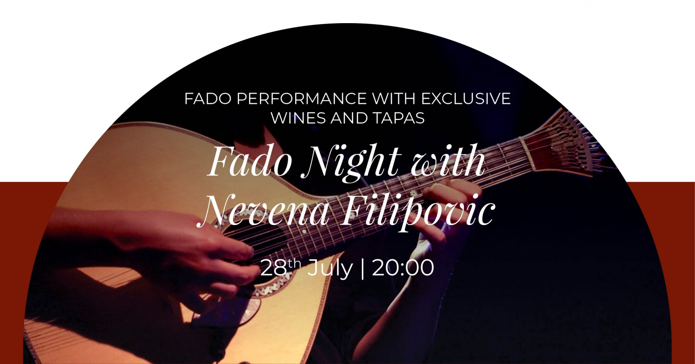 Fado Night With Nevena Filipovic