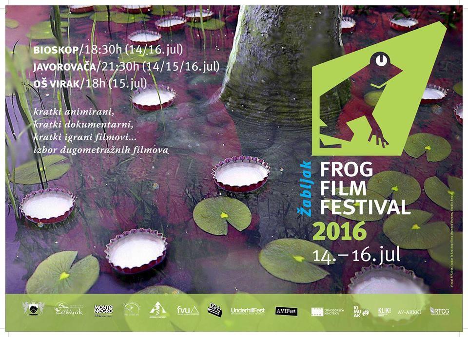 Frog Movie Festival