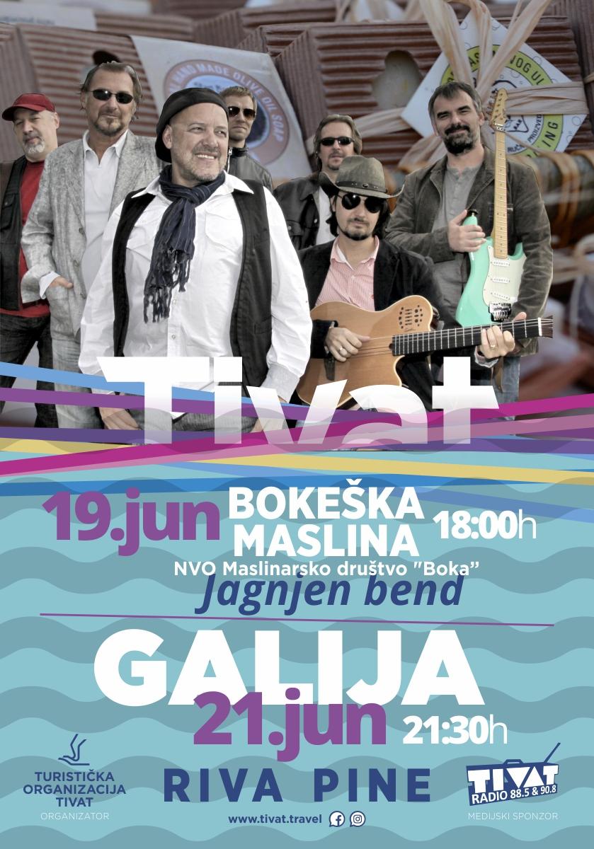 Galija Concert
