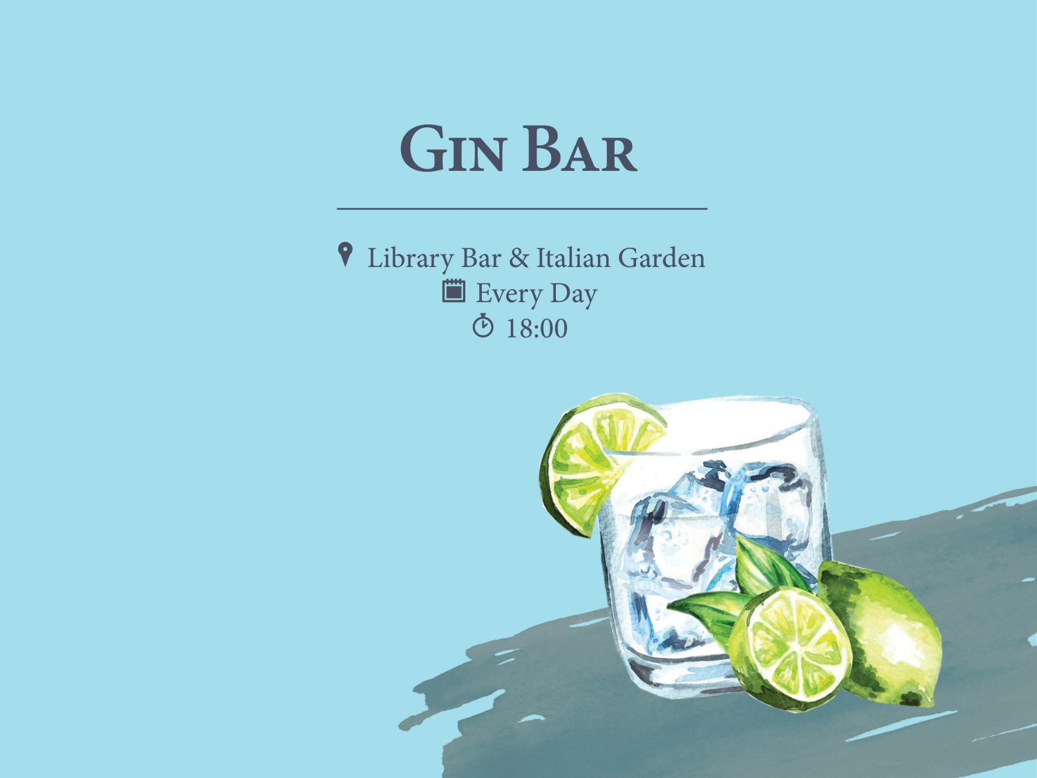 Gin Bar at Regent