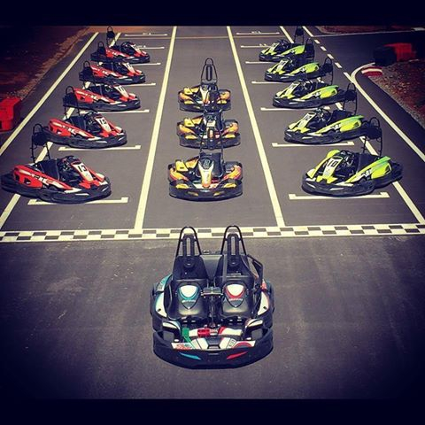 Go-kart Tournament