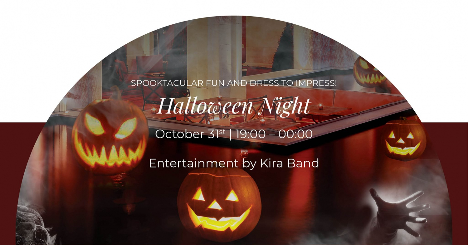 Halloween Night at Regent Porto Montenegro