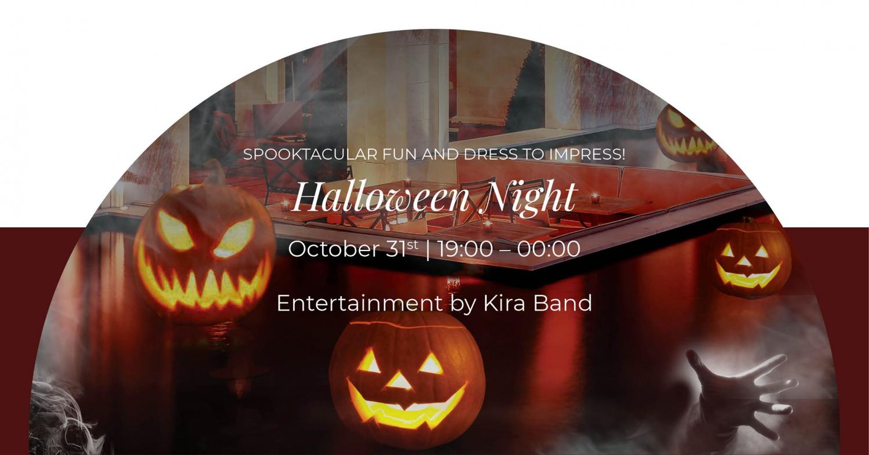 Halloween Night at Regent Porto Montenegro