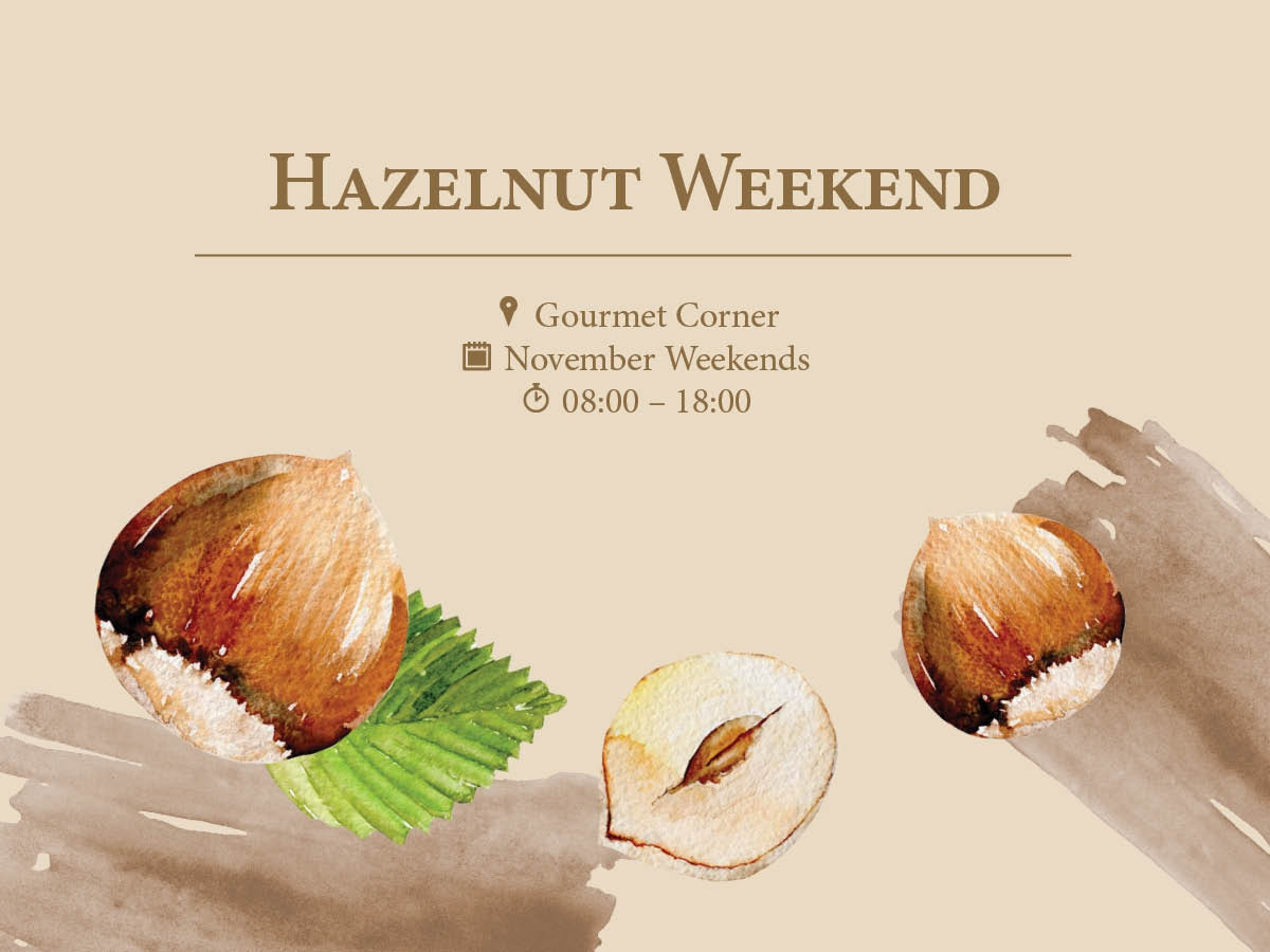 Hazelnut Weekend