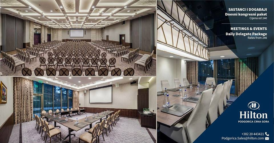 Hilton Special Offer, Meetings and Events