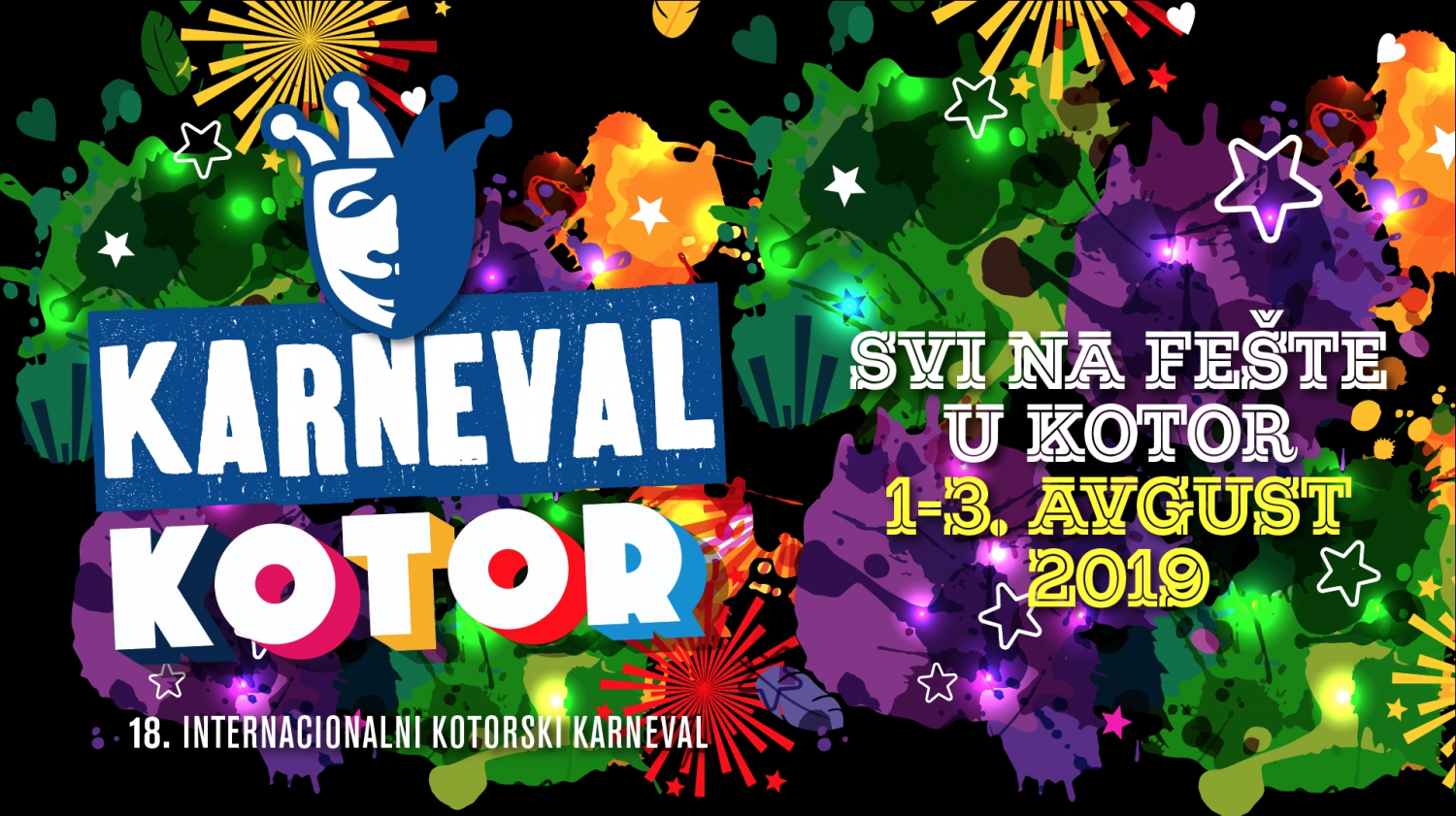 International Kotor Summer Carnival