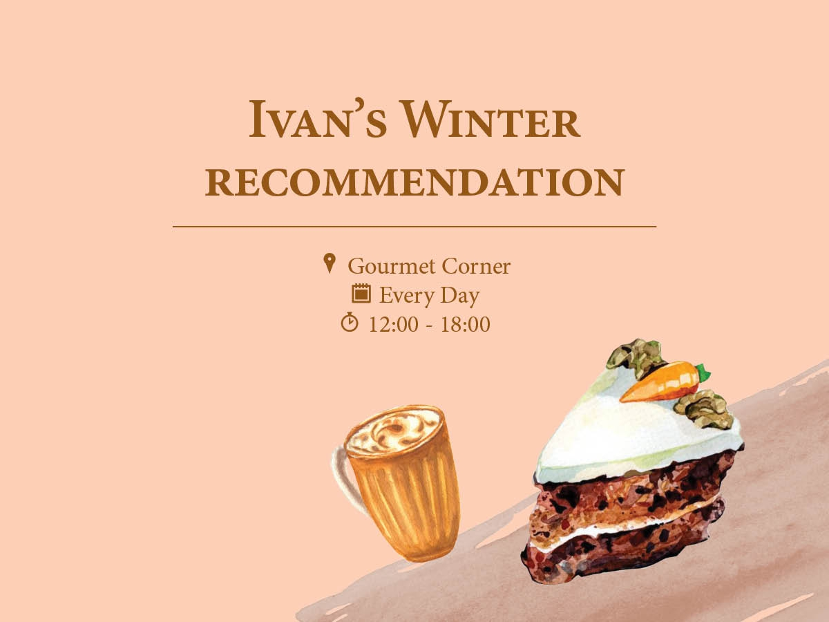 Ivan's Winter Recommendation