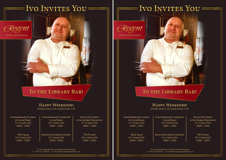 Ivo Invites You