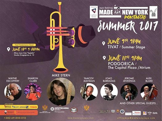 Jazz Festival Made in New York Montenegro