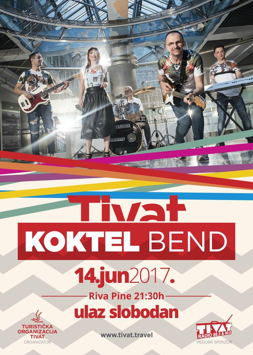 Koktel band Concert