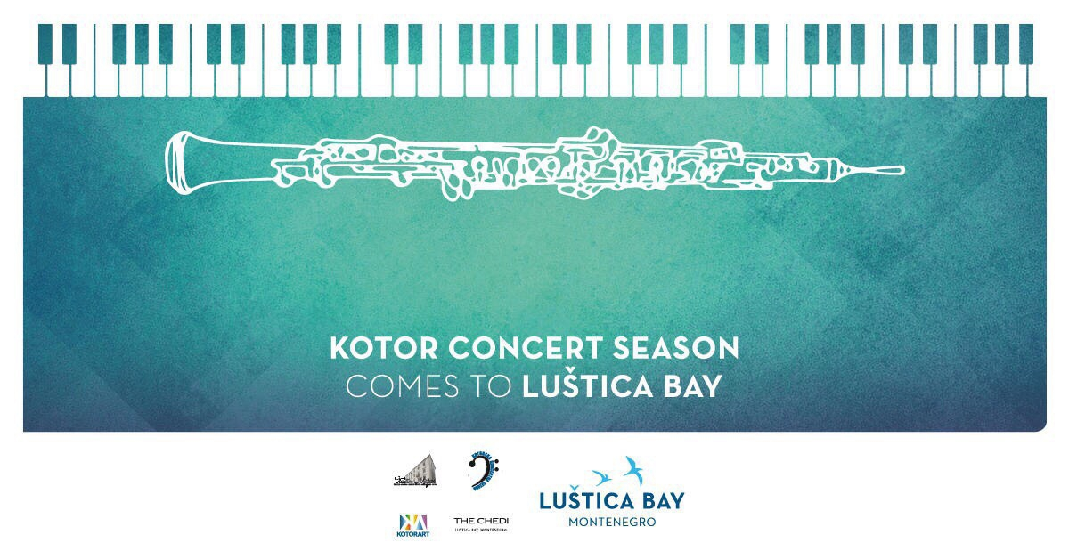 Kotor Art Concert at Lustica Bay