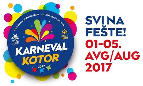 Kotor Summer Carnival 2017