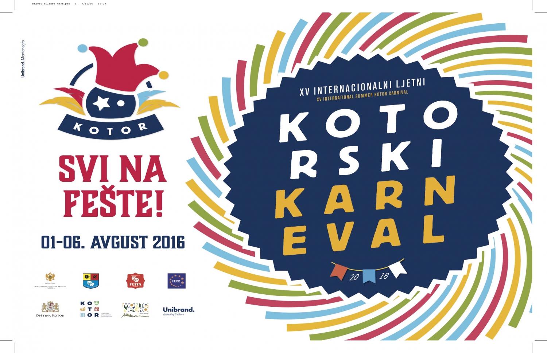 Kotor Summer Carnival