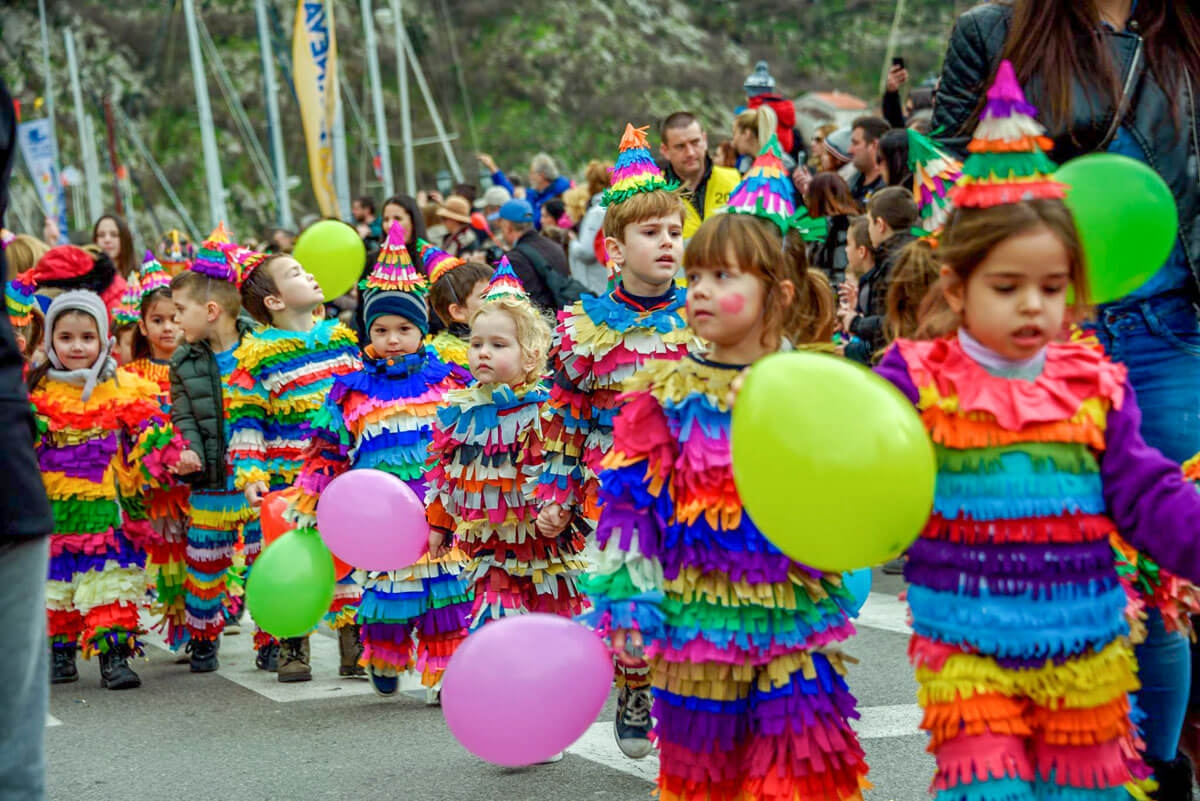 Kotor Winter Carnival 2019
