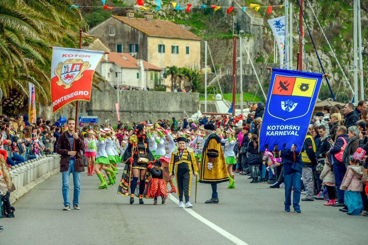 Kotor Winter Carnival 2020