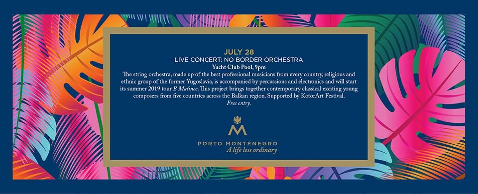 Live Concert: No Border Orchestra