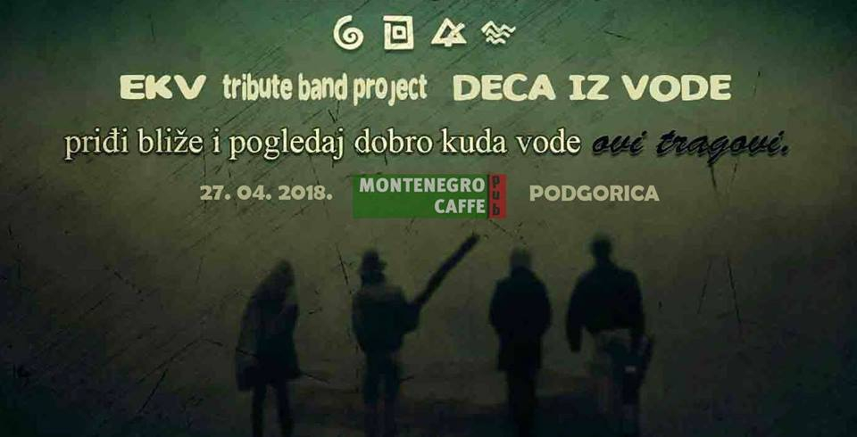Live Music at Montenegro Caffe / Pub