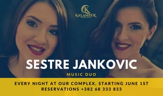 Live Music Every Night | Muzika uzivo svake veceri
