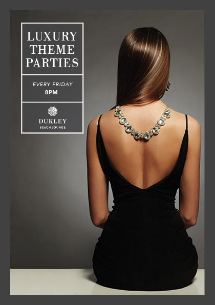 Luxury Theme Party