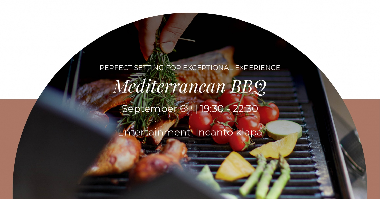 Mediterranean BBQ