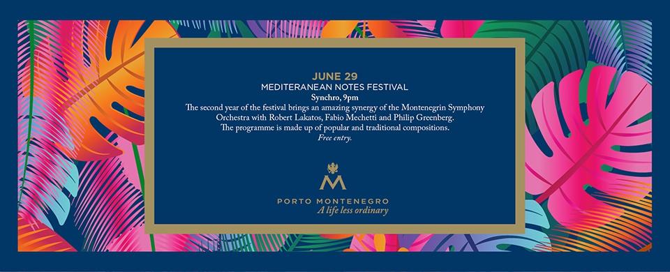 Mediterranean Notes Festival
