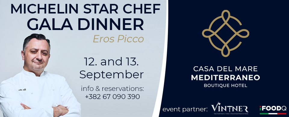Michelin Star Chef Gala Dinner