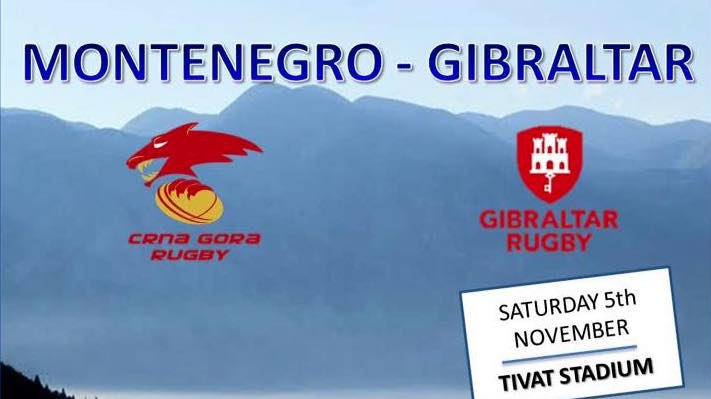 Montenegro vs. Gibraltar (Rugby)