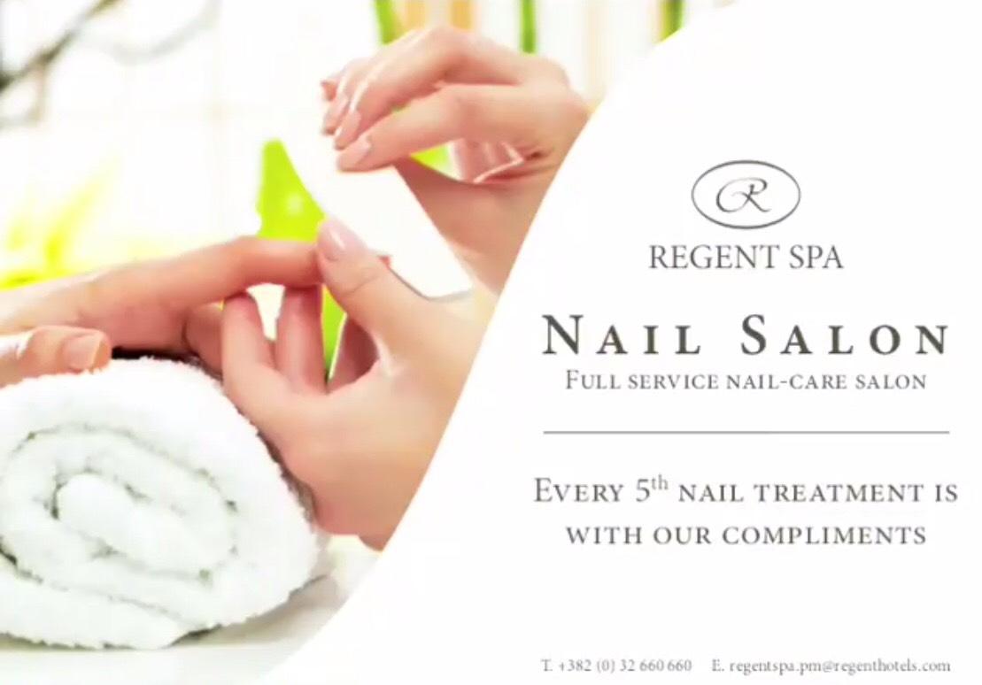 Nail Salon Specials