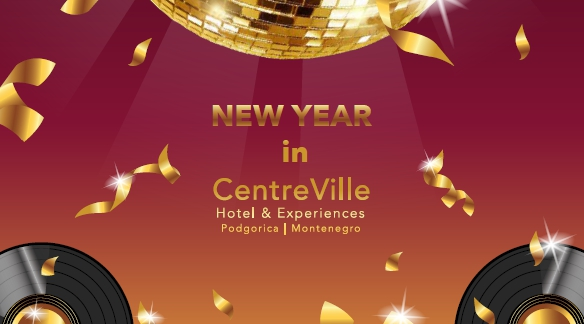 New Year 2019 at CentreVille and the Living Room