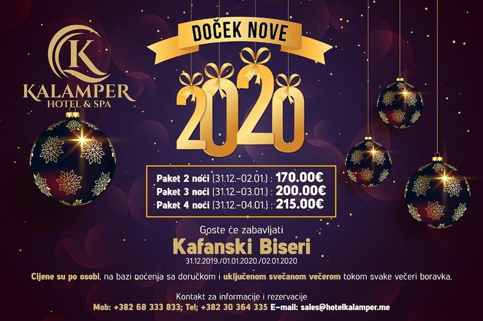 New Year Eve at Kalamper Hotel & Spa