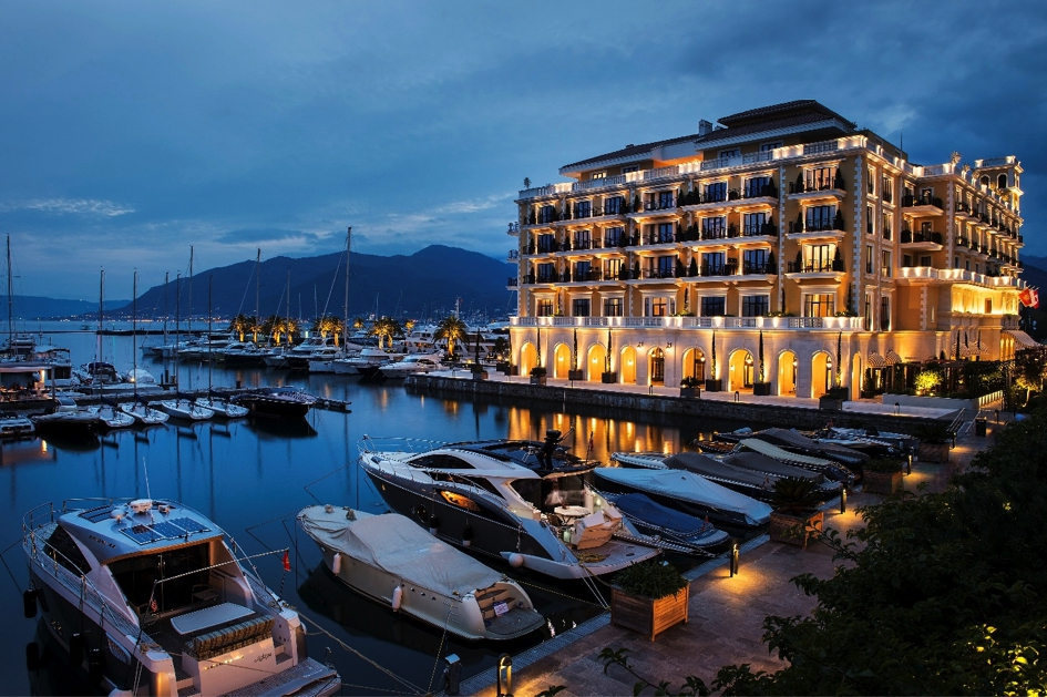 Official Gift Vouchers for Regent Porto Montenegro