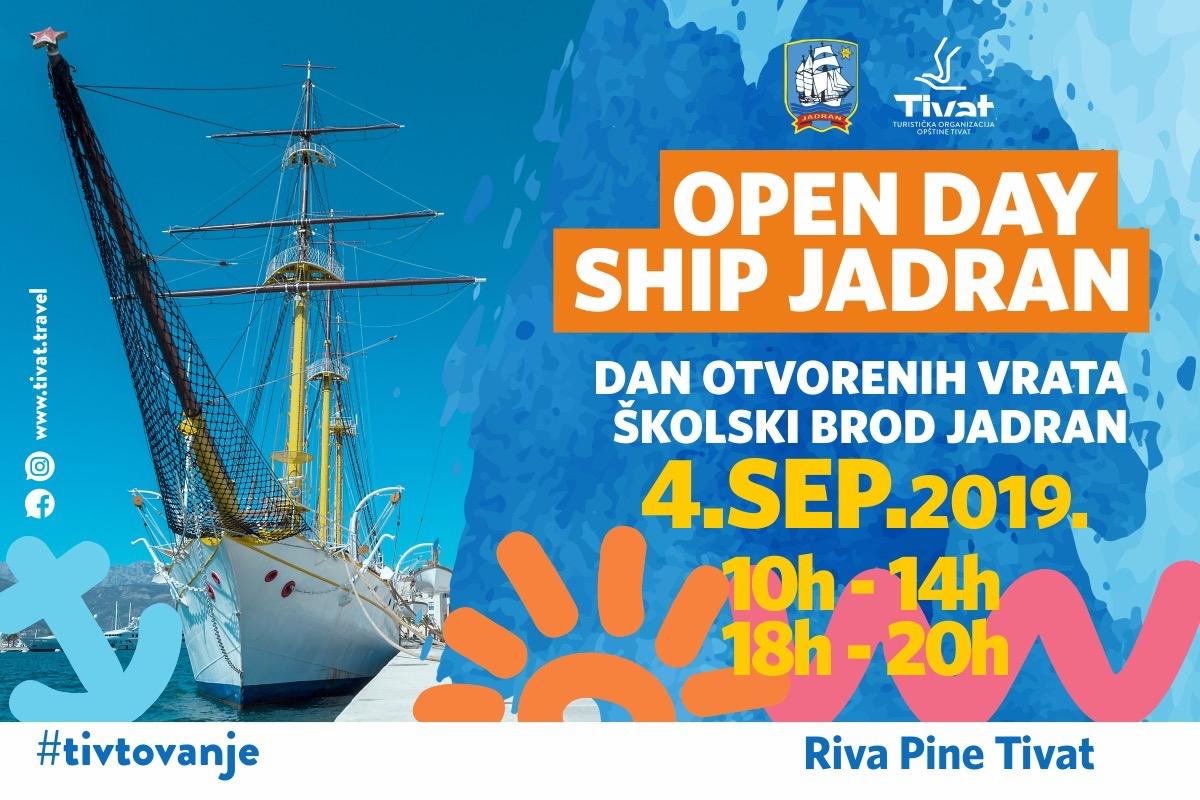 Open Day Ship Jadran