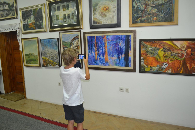 Painting Spring in Bijelo Polje