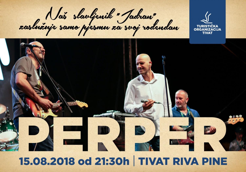 Perper in Tivat