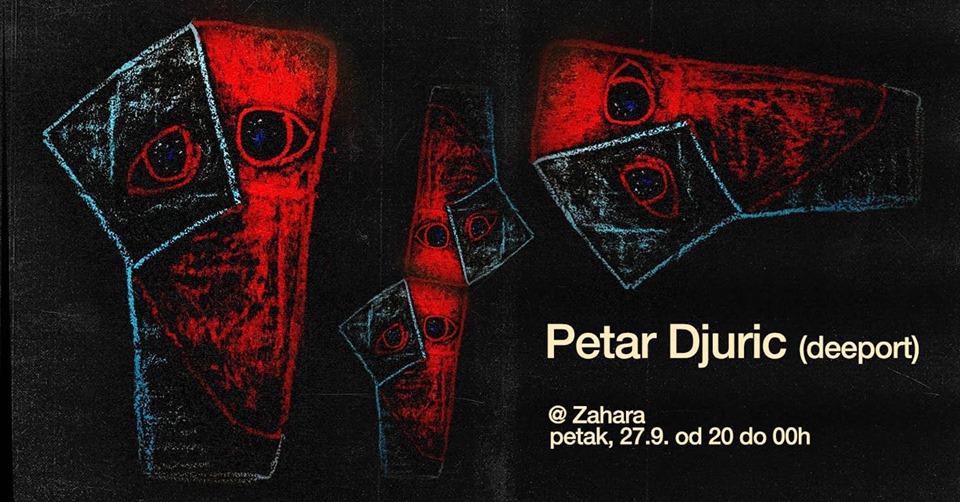 Petar Djuric Deeport at Zahara