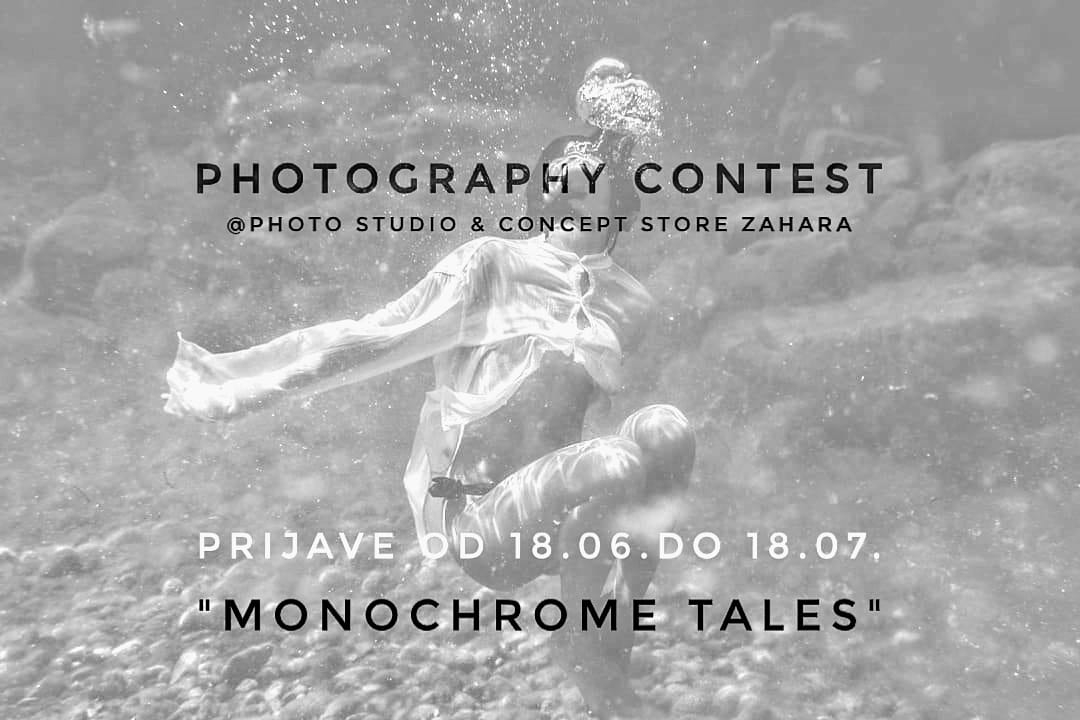 Photography Contest 'Monochrome Tales'
