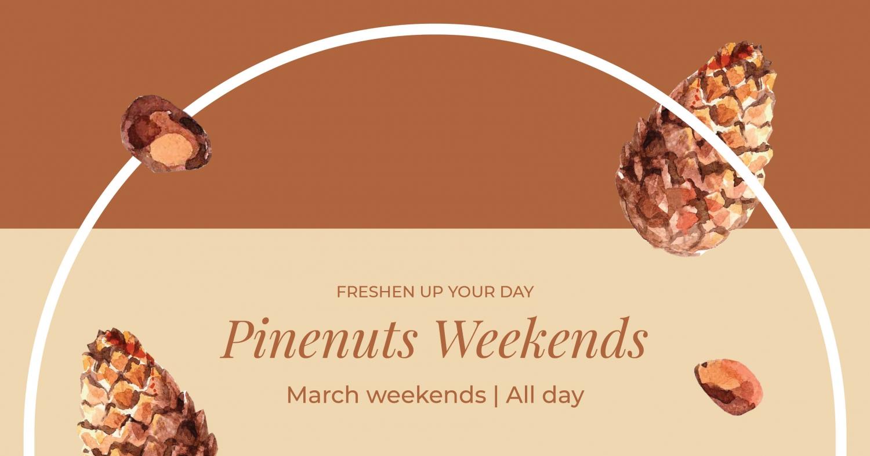 Pinenuts Weekends
