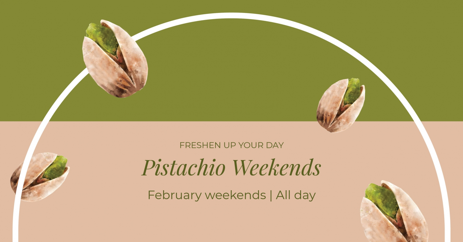 Pistachio Weekends