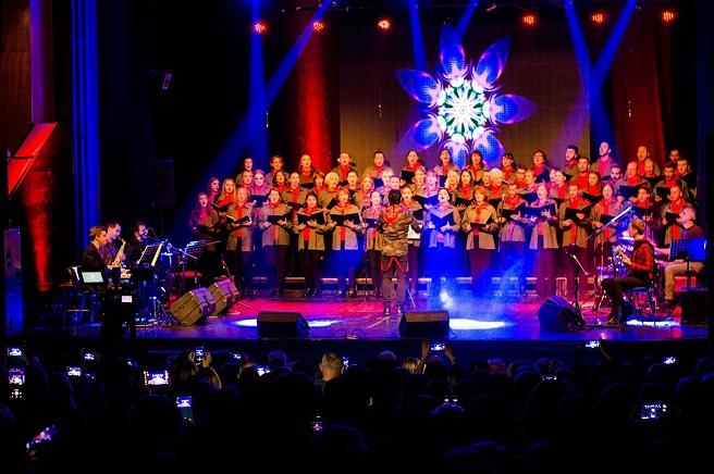 Pop Choir Concert