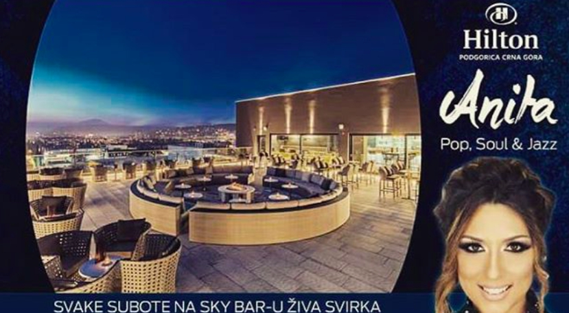 Pop, Soul & Jazz at Sky Bar