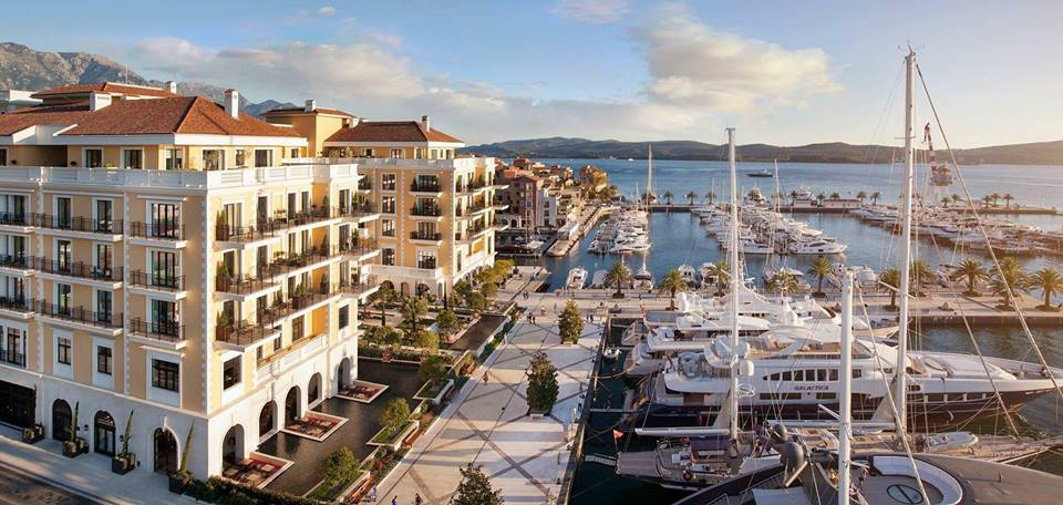 PORTO MONTENEGRO WINTER ESCAPE