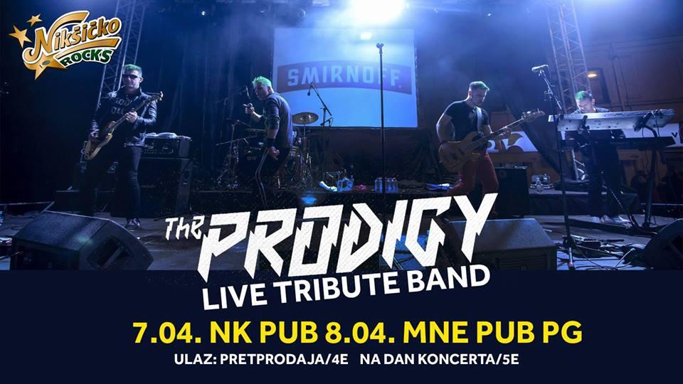 Prodigy Live Tribute Band at NK Pub