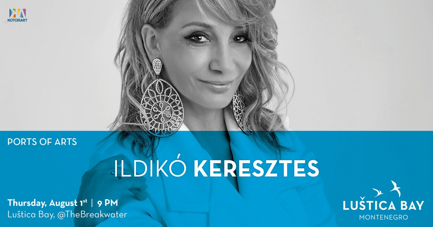 Rocking With Ildiko Keresztes