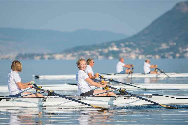Rowing Sessions
