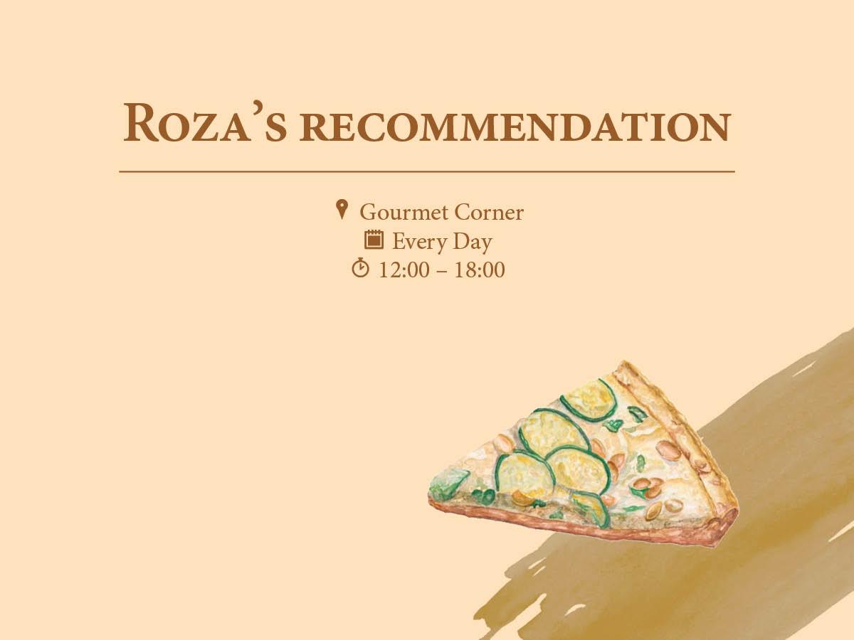 Roza's Recommendation at Regent Porto Montenegro